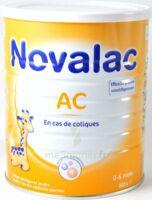 Novalac AC 1 Lait en poudre 800g à PARIS