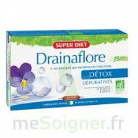 Drainaflore Bio Detox Ampoule, Bt 20 à PARIS
