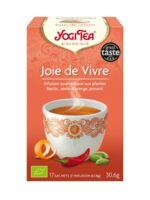Yogi Tea Joie de Vivre à PARIS