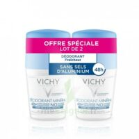 Vichy Déodorant sans sels d'aluminium 48H 2 Billes/50ml à PARIS