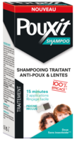 Pouxit Shampoo Shampooing traitant antipoux Fl/200ml+peigne à PARIS