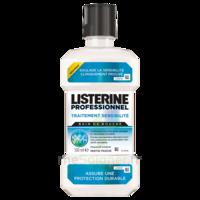 Listerine Professionnel Bain bouche traitement sensibilité 500ml à PARIS