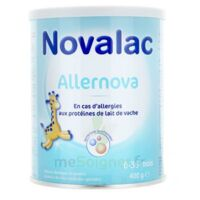 NOVALAC EXPERT ALLERNOVA Aliment infantil B/400g