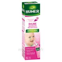 Humer Rhume Spray nasal nourrisson enfant 50ml à PARIS