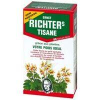 Ernst Richter's Tisane poids idéal 20 Sachets à PARIS