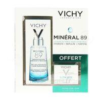 Vichy Minéral 89 + Slow âge Coffret à PARIS
