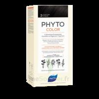 Phytocolor Kit coloration permanente 3 Châtain foncé à PARIS