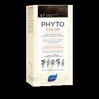 Phytocolor Kit coloration permanente 5.7 Châtain clair marron à PARIS