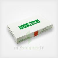Stéribox Kit prévention et hygiène pour les toxicomanes avec seringues 100UI/ml à PARIS