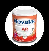 Novalac AR 2 Lait poudre antirégurgitation 2ème âge 800g à PARIS