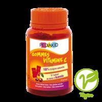 Pédiakid Gomme ourson vitamine C cerise B/60 à PARIS