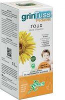 Grintuss Pediatric Sirop toux sèche et grasse 210g