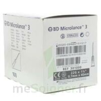 BD MICROLANCE 3, G22 1 1/2, 0,7 m x 40 mm, noir  à PARIS