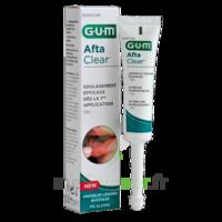 Gum Aftaclear Gel aphtes lésions buccales 10ml à PARIS