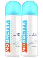 Nobacter Gel de rasage peau sensible 2*150ml à PARIS