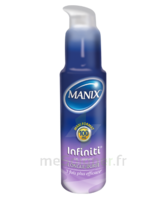 Manix Gel lubrifiant infiniti 100ml à PARIS