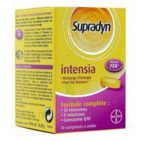 Supradyn Intensia Comprimés B/30 à PARIS