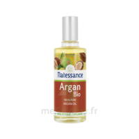 Natessance Huile Argan Bio 100% Pure 50ml