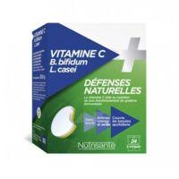 Nutrisanté Vitamine C+probiotiques Comprimés à Croquer 2*t/12 à PARIS