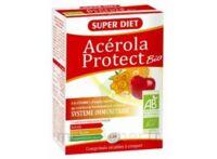 Superdiet Acérola protect Bio Comprimés à croquer B/24 à PARIS