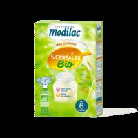 Modilac Céréales Farine 5 Céréales bio à partir de 6 mois B/230g à PARIS