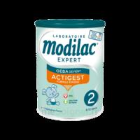 Modilac Expert Actigest 2 Lait poudre B/800g à PARIS