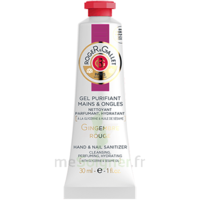 Roger & Gallet Gingembre Rouge Gel Purifiant Mains et Ongles 30ml à PARIS
