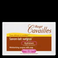 Rogé Cavaillès Savon lait surgras hydratant 100g à PARIS