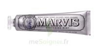Marvis Blanc Pâte dentifrice blanchissant 75ml à PARIS