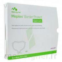 Mepilex Border Sacrum Protect Pansement hydrocellulaire siliconé 22x25cm B/10 à PARIS