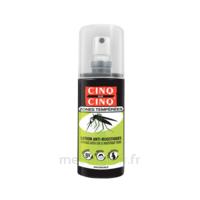 Cinq sur Cinq Zones Tempérées Lotion anti-moustique 100ml à PARIS