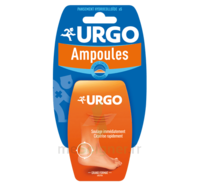 Urgo Ampoule Pansement seconde peau talon B/5