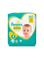 Pampers Premium Couche protection T4 8-16kg Paquet/24 à PARIS