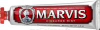 Marvis Rouge Pâte dentifrice menthe cannelle T/85ml à PARIS