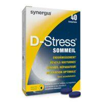 D-stress Sommeil Comprimés B/40 à PARIS