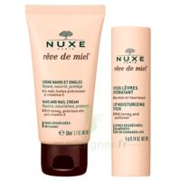Rêve de Miel Crème Mains et Ongles + Stick Lèvres Hydratant à PARIS