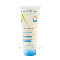 Aderma Primalba Gel Lavant Douceur Tube 200ml à PARIS