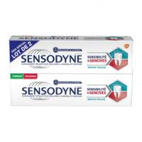 Sensodyne Sensibilité et gencives Menthe fraîche 2T/75ml à PARIS