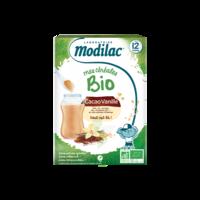 Modilac Céréales Farine Cacao Vanille Dès 12 Mois B/250g à PARIS
