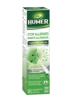 Humer Stop Allergies Spray Nasal Rhinite Allergique 20ml à PARIS