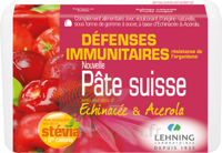 Lehning Pâte Suisse Pastilles à Sucer Echinacéa Acérola B/50g à PARIS