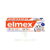 Elmex Enfant Pâte dentifrice dent de lait 50ml à PARIS