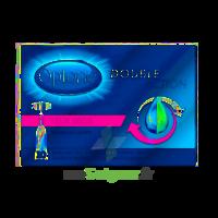 Optone Monodose Double Action Solution Oculaire Yeux Secs B/10 à PARIS