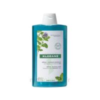 Klorane Menthe Aquatique Bio Shampooing Détox Fraicheur 400ml à PARIS