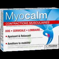Myocalm Comprimés Contractions Musculaires B/30 à PARIS