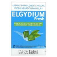 Elgydium Fresh Pocket 12 Pastilles à PARIS