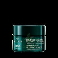 Nuxe Bio Masque Détoxifiant Eclat 50ml à PARIS